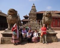 Mediaeval Bhaktapur, Nepal