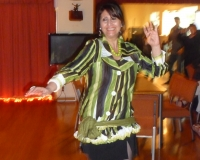 Hadeel dancing