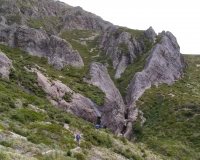 Mt Somers track